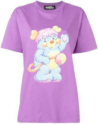 Jeremy Scott loose-fit printed T-shirt