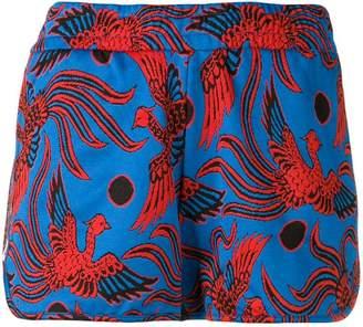 Kenzo track shorts