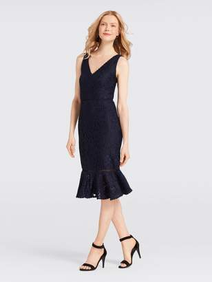 Draper James Collection Lace Tulip Dress