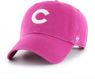 '47 Adult Chicago Cubs Clean Up Hat