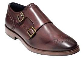 Cole Haan Hamilton Grand Leather Oxfords
