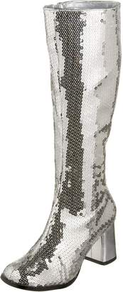 Pleaser USA Bordello by Women's Spectatcular-300 Sequin Gogo Boot