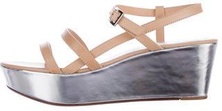 Kate SpadeKate Spade New York Leather Platform Sandals