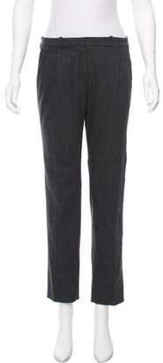 Altuzarra Mid-Rise Straight-Leg Pants