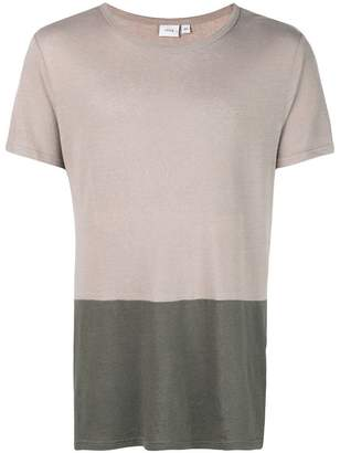 Onia Chad two-tone T-shirt