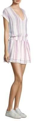 Rails Lucca Stripe Popover Dress