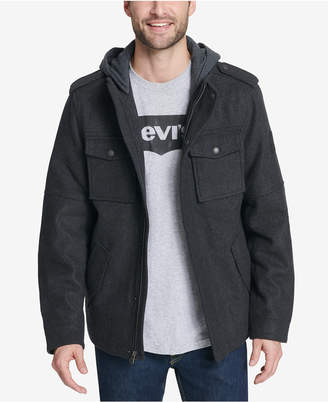 Levi's Hooded Trucker Jacket