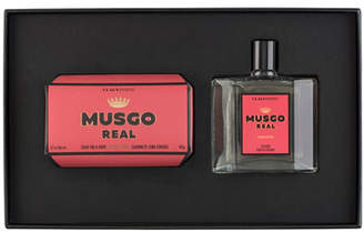 Musgo Real Gift Set (Soap on a Rope & Cologne) - Spiced Citrus