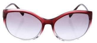 Prada Oversize Cat-Eye Sunglasses