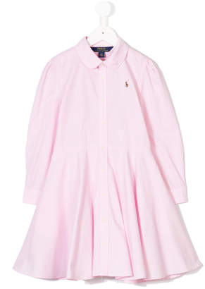 Ralph Lauren flared shirt dress