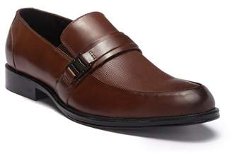 Kenneth Cole Reaction Leather Buckle Loafer