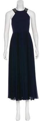 Rebecca Taylor Embellished Maxi Dress w/ Tags