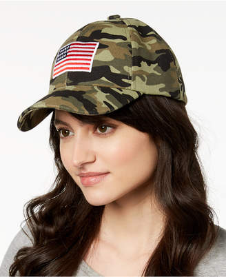 Collection XIIX Flag Patch Baseball Cap