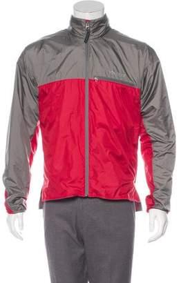 Marmot Windbreaker Embroidered Jacket