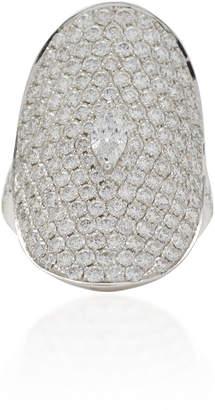Anita Ko Saddle Diamond Ring