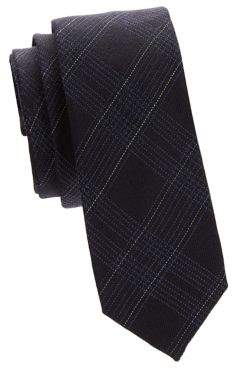 HUGO BOSS Dotted Stripe Silk Tie