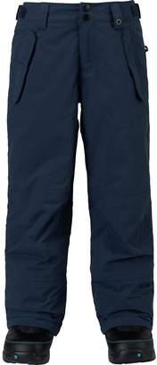 Burton Parkway Insulated Pant - Boys'