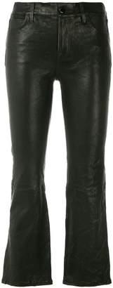 J Brand Selena boot cut trousers