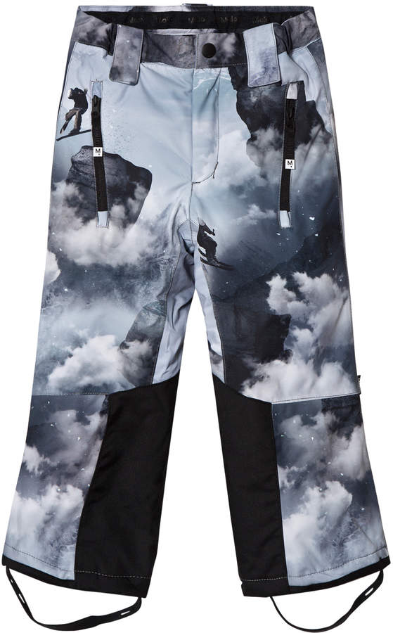 Molo Jump pro Woven pants High in the Sky