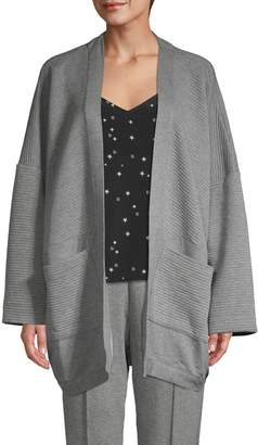 Donna Karan Sleepwear Cozy Kimono Cardigan