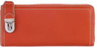 Marc JacobsMarc Jacobs Leather Continental Wallet