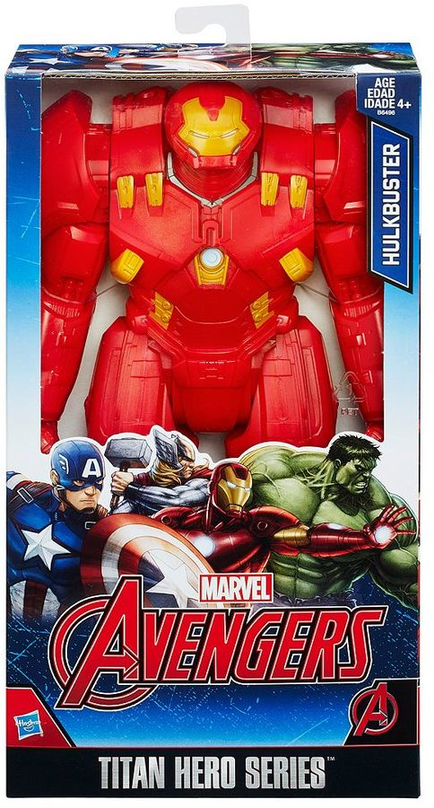 Hasbro Marvel Titan Hero Series 12-in. Hulkbuster Figure by Hasbro