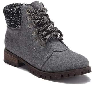 3135eb3871d Chinese Laundry Terek Knit Lace-Up Boot