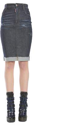 DSQUARED2 Denim Skirt
