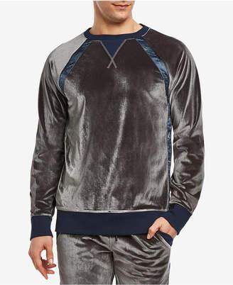 2xist Men's Velour Sweatshirt