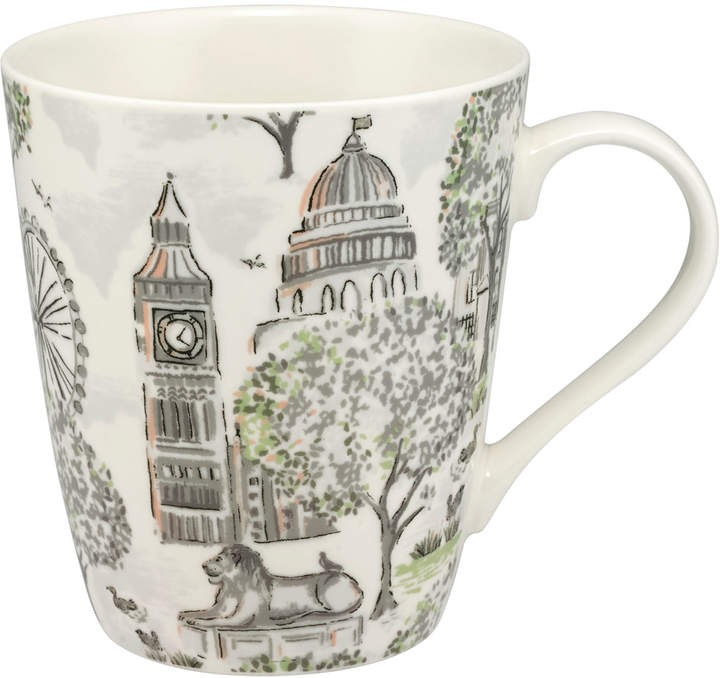 London Toile Stanley Mug