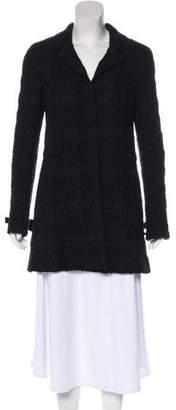 Chanel Tweed Longline Jacket