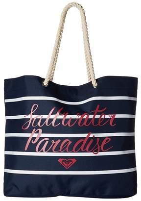 Roxy Tropical Vibe Beach Bag Tote Handbags