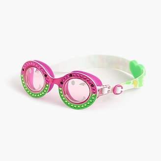 J.Crew Kids' Bling20® swim goggles in watermelon