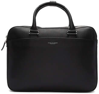 Black Alva Briefcase