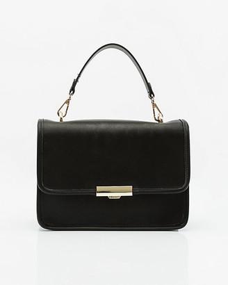 Le Château Leather-Like Crossbody Bag