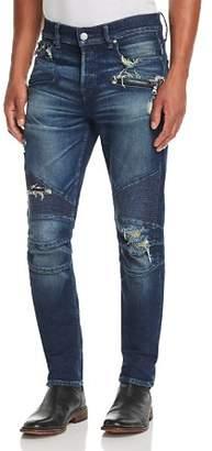 Hudson Blinder Skinny Fit Biker Jeans in Ritner