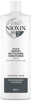 3-Part System 2 Scalp Therapy Revitalizing Conditioner 1000ml