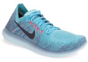 Women's Nike Free Rn Flyknit 2 Running Shoe $120 thestylecure.com