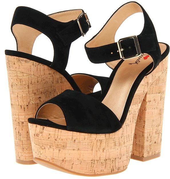 Luichiny Ver Mont (Black) - Footwear