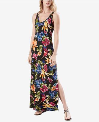 Karen Kane Alana Floral-Print Maxi Dress
