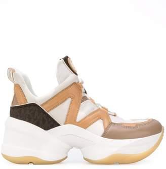 MICHAEL Michael Kors MK Olympia sneakers
