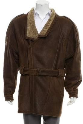 Fur Shearling Coat
