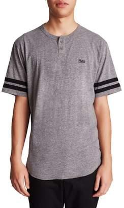 Brixton Potrero II Varsity Henley T-Shirt