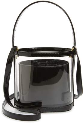 STAUD Bissett Transparent Bag