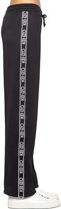 Kenzo Logo Band Techno Blend Track Pants