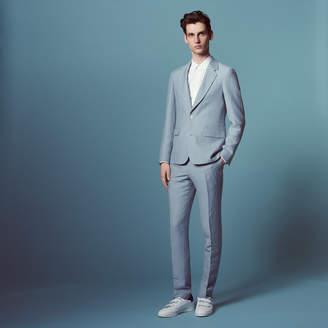 Sandro Linen suit trousers