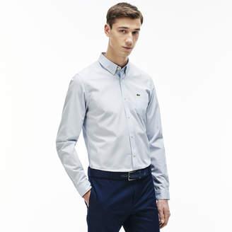 Lacoste (ラコステ) - チェックシャツ (長袖)