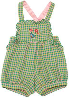 Gucci Green Wool Dress