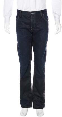 G Star Morris Low Straight-Leg Jeans