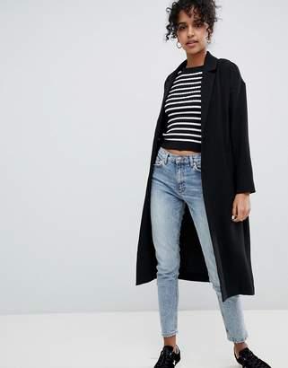 Monki Oversized Lightweight Coat